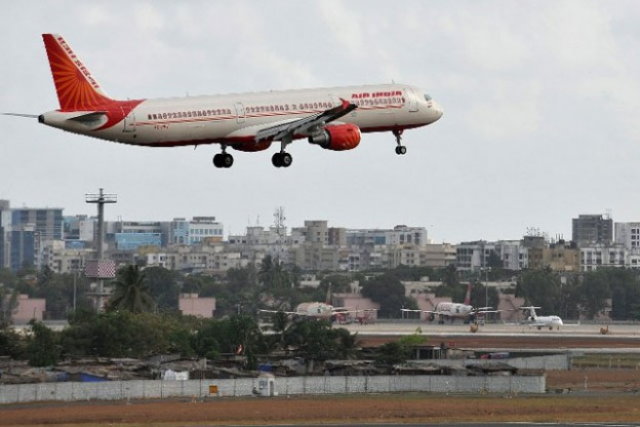 Air India declares free travel for trapped tourists